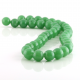 10 mm Green aventurine round beads
