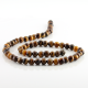 6 mm Tiger eye round beads