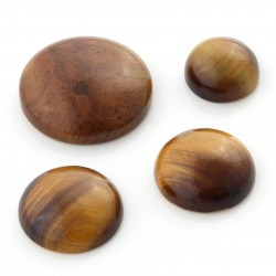 Tiger Eye cabochon