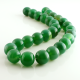 Verde Agate round beads - 14 mm