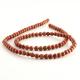 4 mm Sandstone round beads
