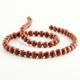 6 mm Sandstone round beads