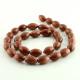 Sandstone olive shape beads