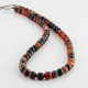 6 mm Miracle Agate faceted round beads