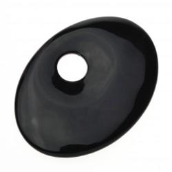 Oval onyx doughnut