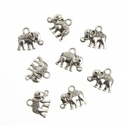 Elephant finding, 23 pcs