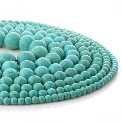 Turquesa sintética - bolas