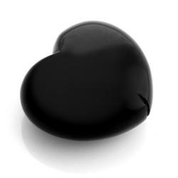 Large onyx heart