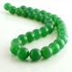 Verde Agate round beads - 12 mm