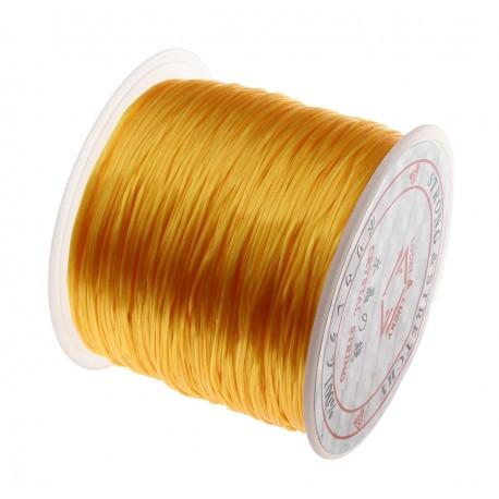 Silicone thread