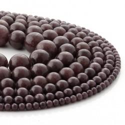 Brown aventurine beads